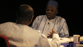 Alhaji Mohammed Mumuni Ghanas Foreign Minister on KWAKU one-on-one on 7th March 2009