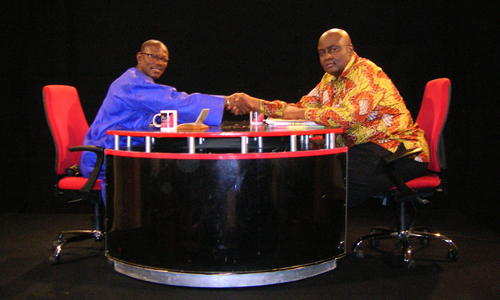 Ben Ephson Ghanas Leading Elections forecaster on KWAKU one-on-one on Sun 14th Dec. 2008