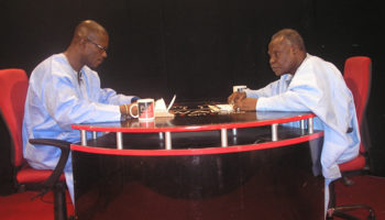 J.H. Mensah on KWAKU one-on-one on Sun 18th January 2009