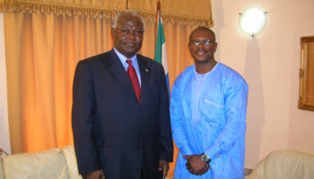 President Ernest Bai Koroma was Kwakus guest on KWAKU one-on-one on Sunday 1st February 2009