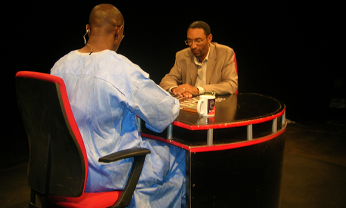 Sekou Nkrumah youngest son of Dr. Kwame Nkrumah was on KWAKU one-on-one on 9th February 2009